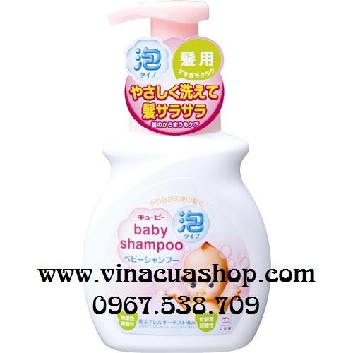 Dầu gội Baby Cow Soap Nhật Bản 350ml