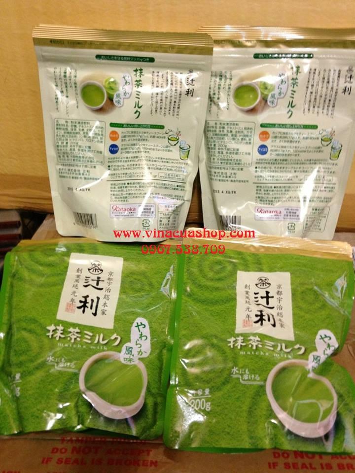 Bột trà xanh Nhật Bản túi 200g
