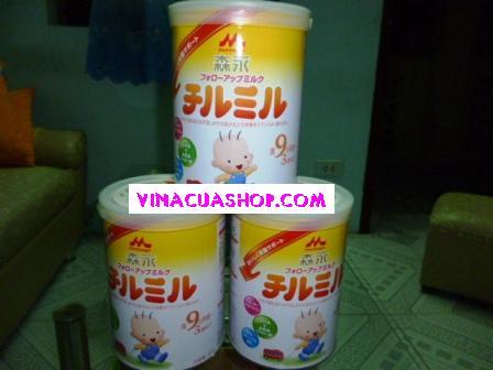 Sữa Morinaga 9 hộp 850g